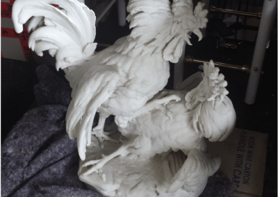 Marble Rooster Transport
